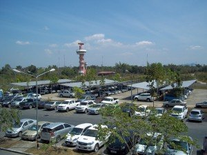 Surat Thani has a small airport