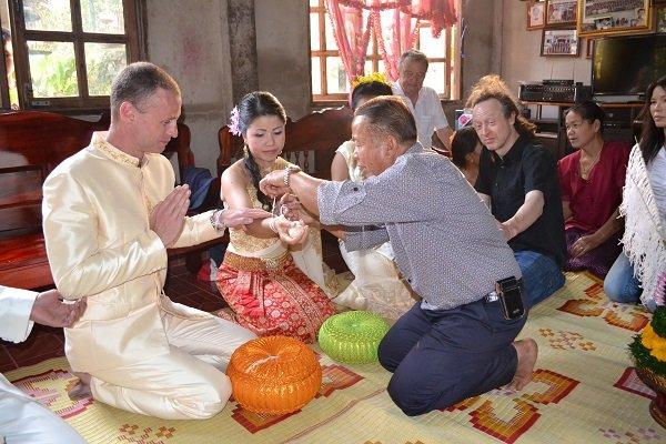 The Sai Sin Ceremony