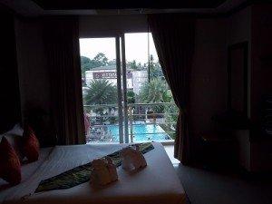 Boonjumnong Modern Apartments view