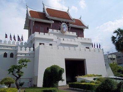 Suan Rak Park Thao Suranari Museum