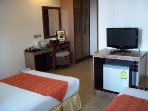 Maninarakorn Hotel TV