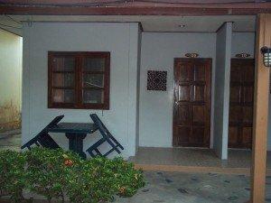 Jinta City Hotel standard room exterior