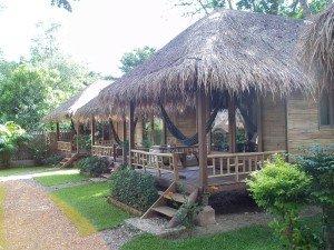 Pai Village Resort bungalows exterior