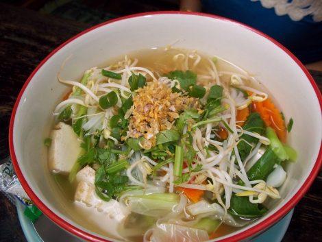 The Goodlife noodle soup