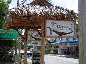 Fisherman's Bar and Restaurant Koh Phangan