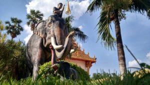 Wat Phra Mahathat Kaen Nakhon