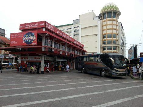 Kota Bharu Central Bus Station (Jalan Pendek)