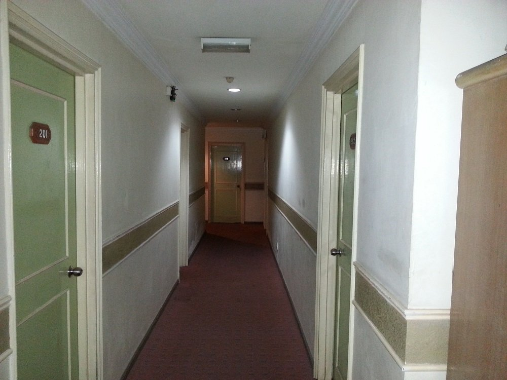 Suria Hotel corridor