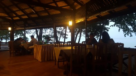 Prasarnsook Villa Beach Resort restaurant