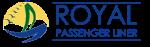 royal passenger line company logo