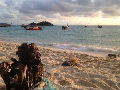Beach in Koh Lipe