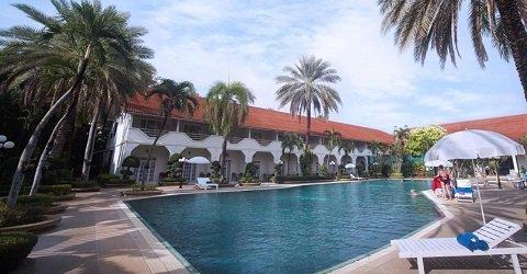 Indochina Hotel in Aranyaprathet