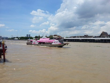 River Boat in Bangkok
