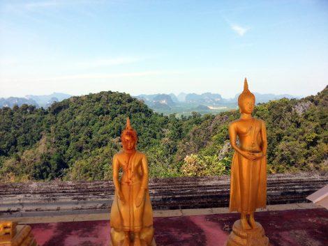 Wat Tham Suea in Krabi