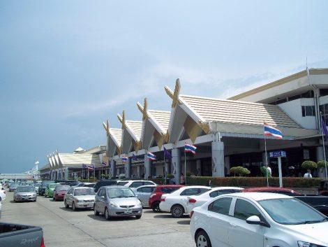 Passenger Terminal at Chiang Mai Airport