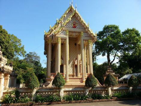 Wat Suttawas in Sakon Nakhon