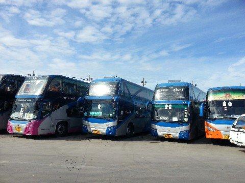 Government bus services to Koh Lanta depart from Bangkok's North Bus Terminal