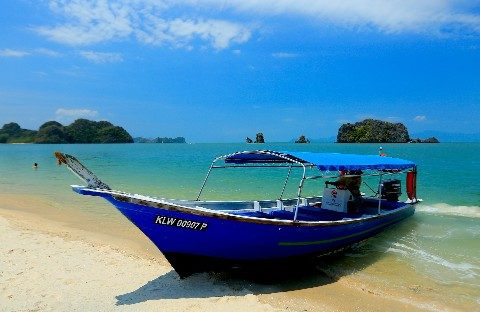 Ferry services from Thailand to Langkawi depart from Koh Lipe