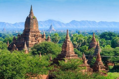 Travel to Mae Sot to cross the border from Thailand into Myanmar