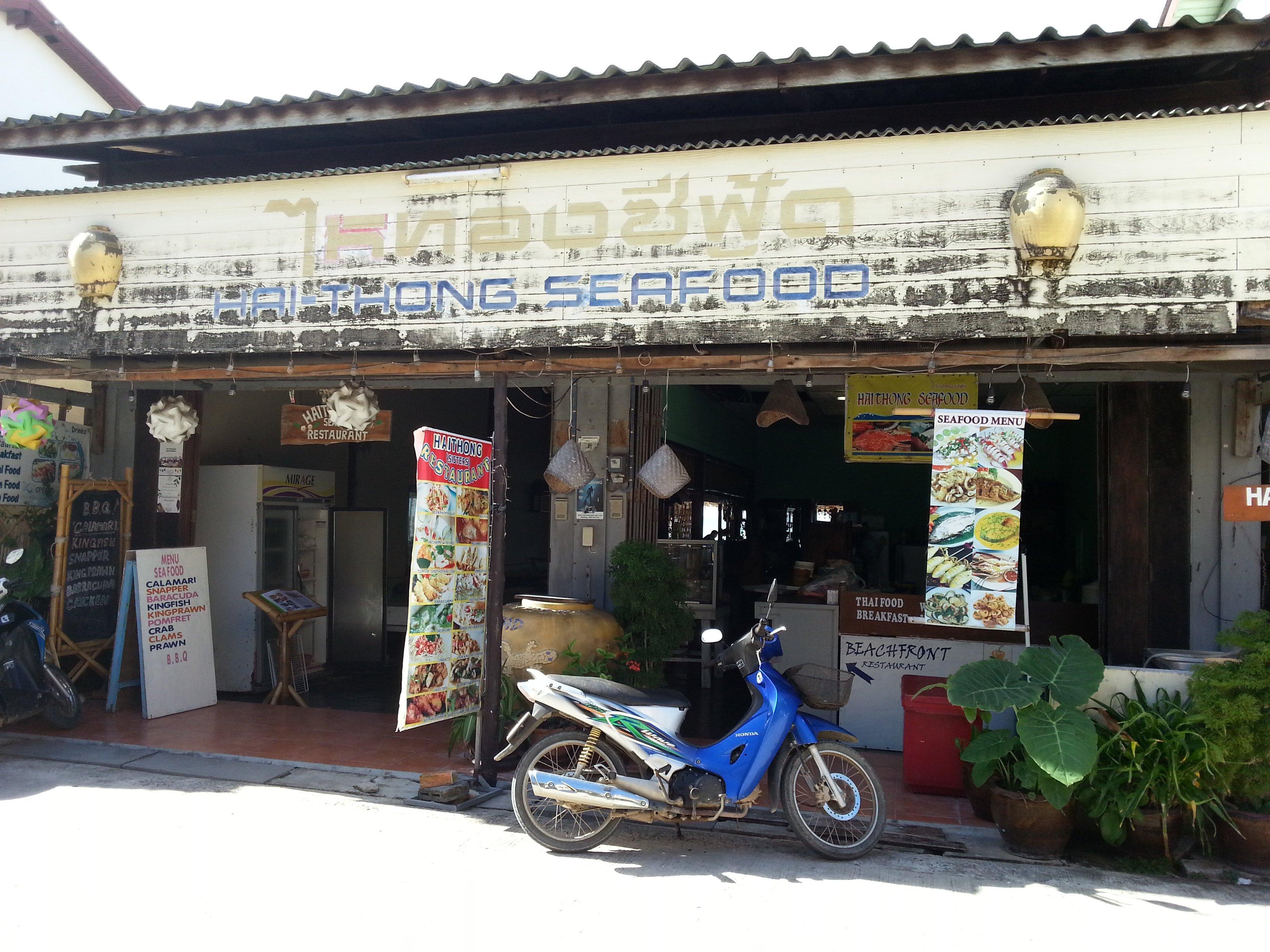 Hai-Thong Seafood in Fisherman's Village