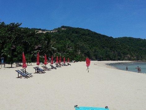 Mae Haad Beach