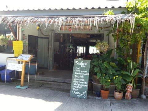 Seafood restaurant in Fisherman's Village