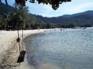 Thong Nai Pan Yai beach