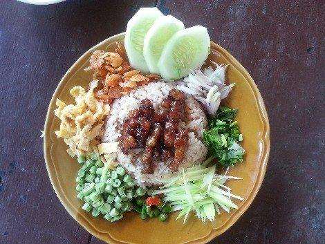 Khao Kluk Kapi