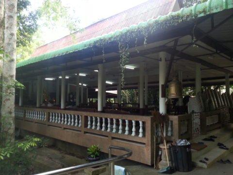 Shrine Hall at Wat Saunthamma Pala Nikrotharam