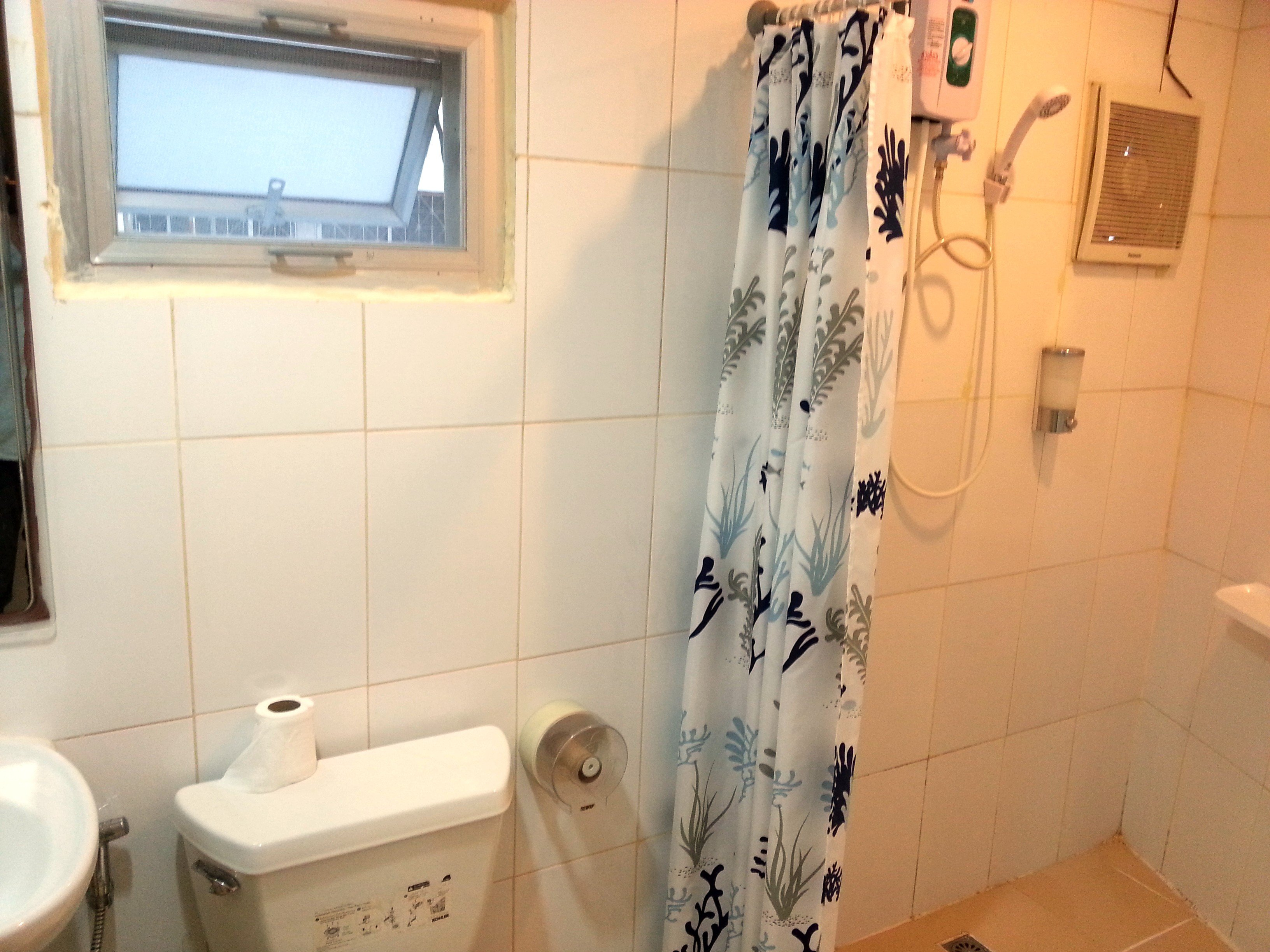 Bathroom at the City Inn Udonthani