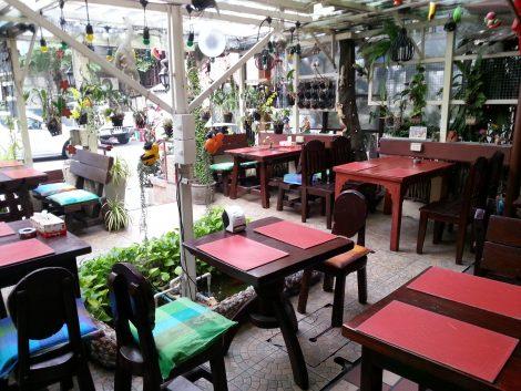 Restaurant at the Honey House 1