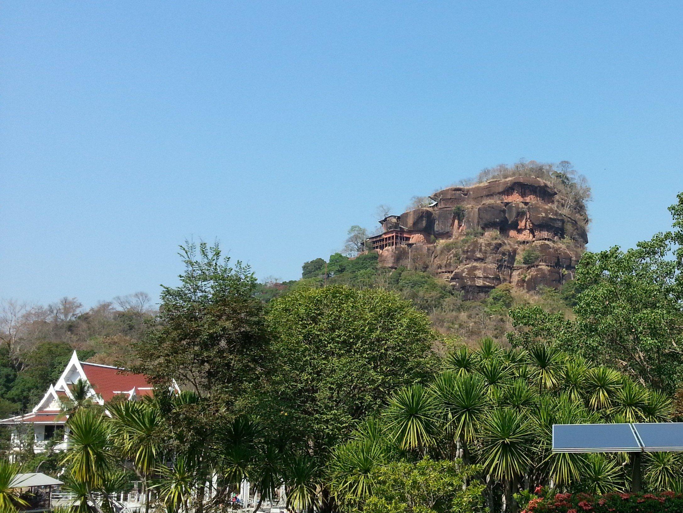 Wat Phu Tok in Bueng Kan