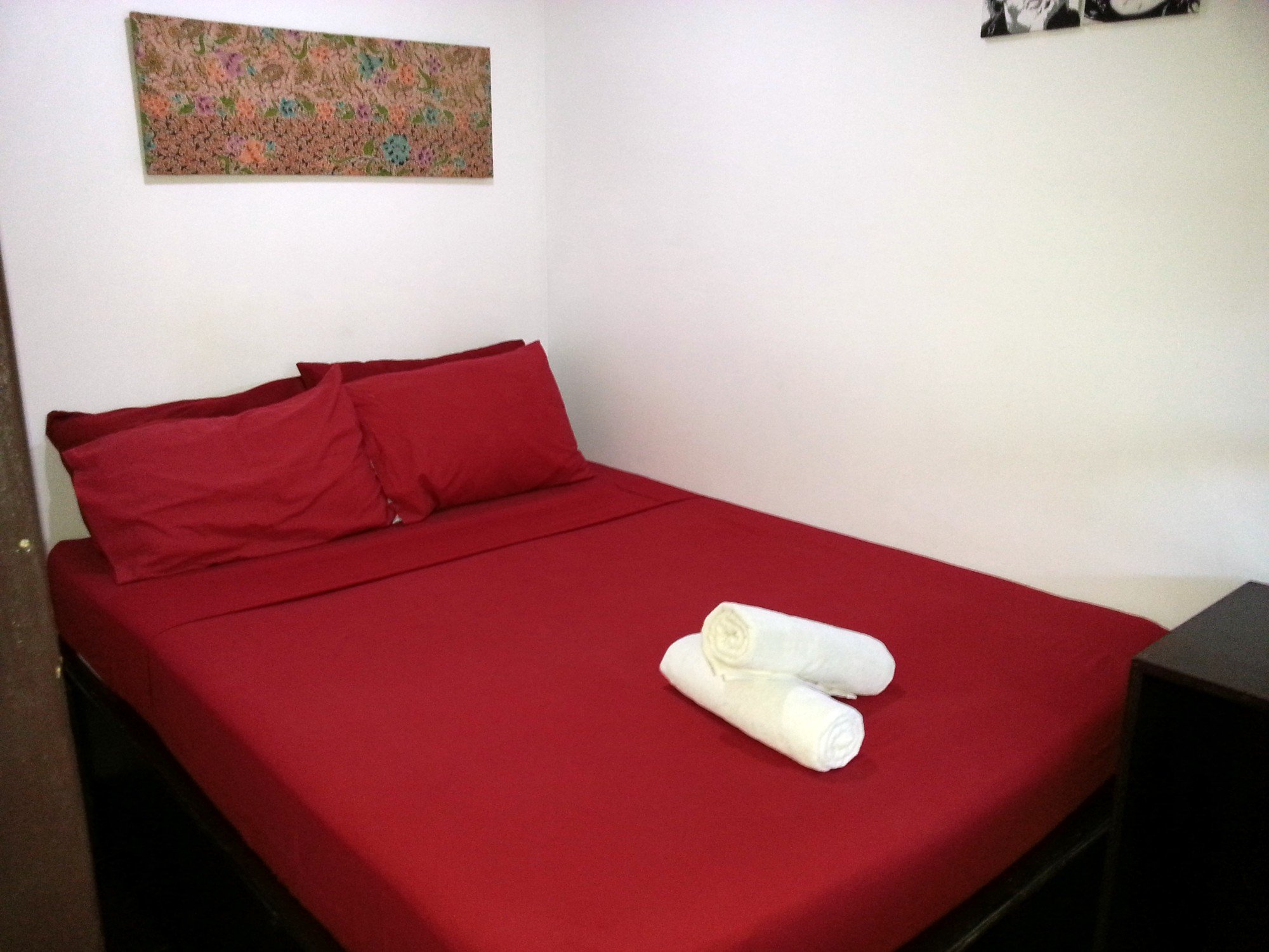 Bedroom at the Lantern Inn