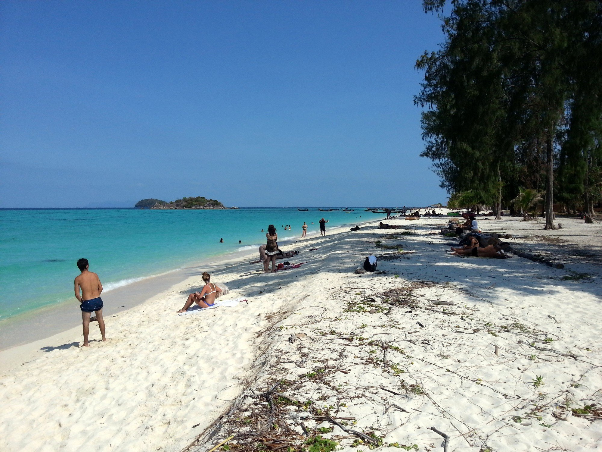 Bulow Beach on Koh Lipe