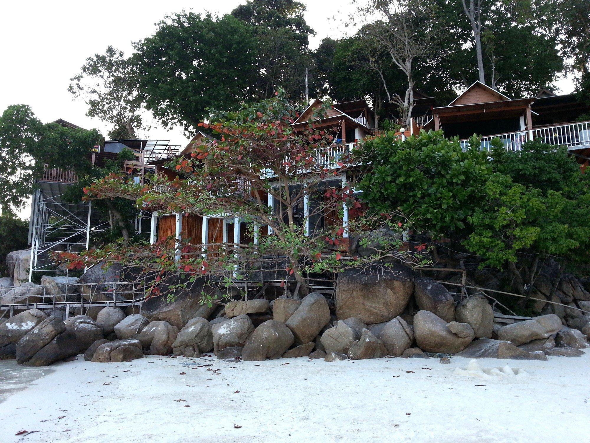 Chareena Hill Resort on Pattaya Beach