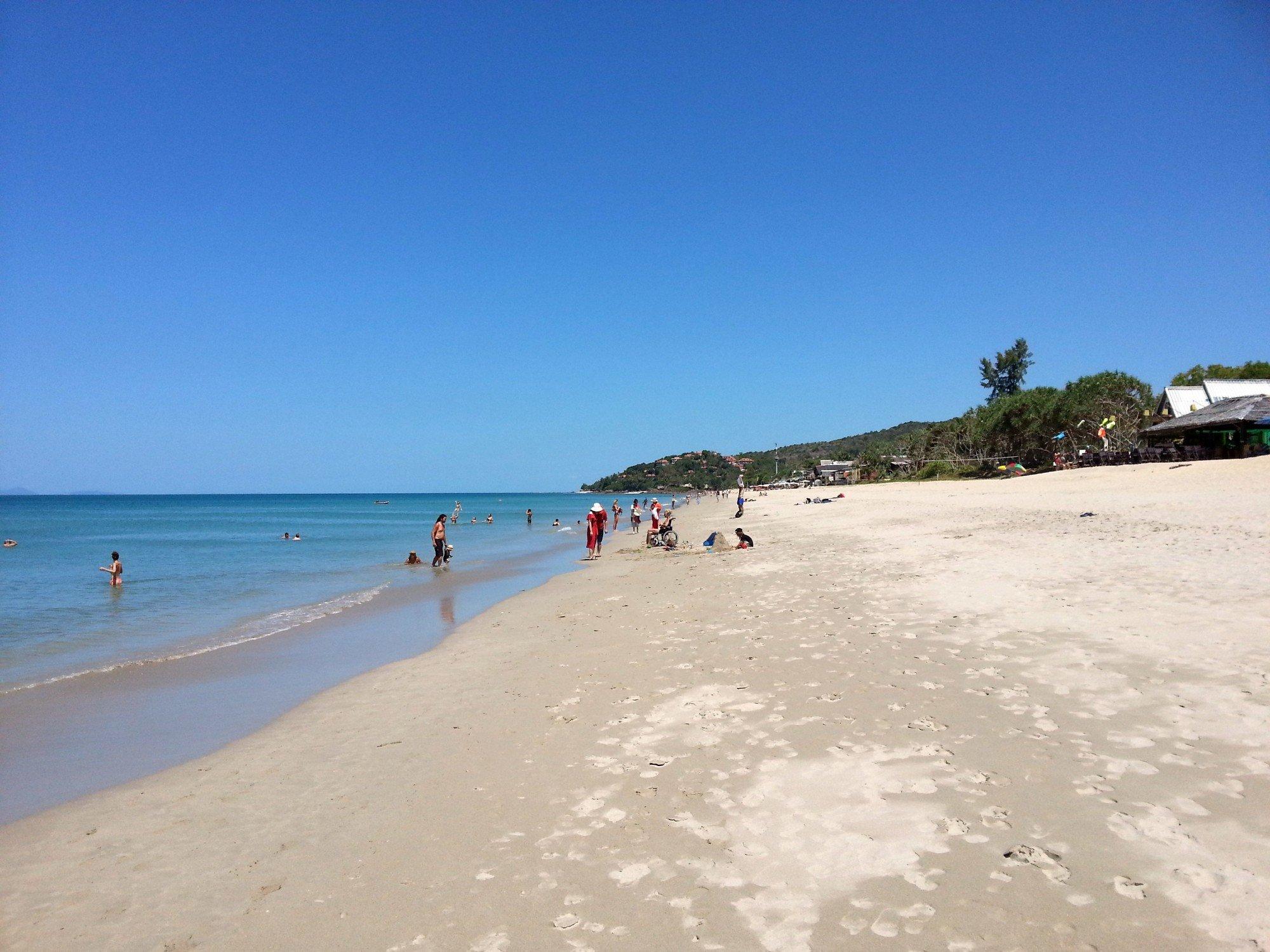 Klong Khong Beach in Koh Lanta