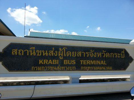 Krabi Bus Terminal