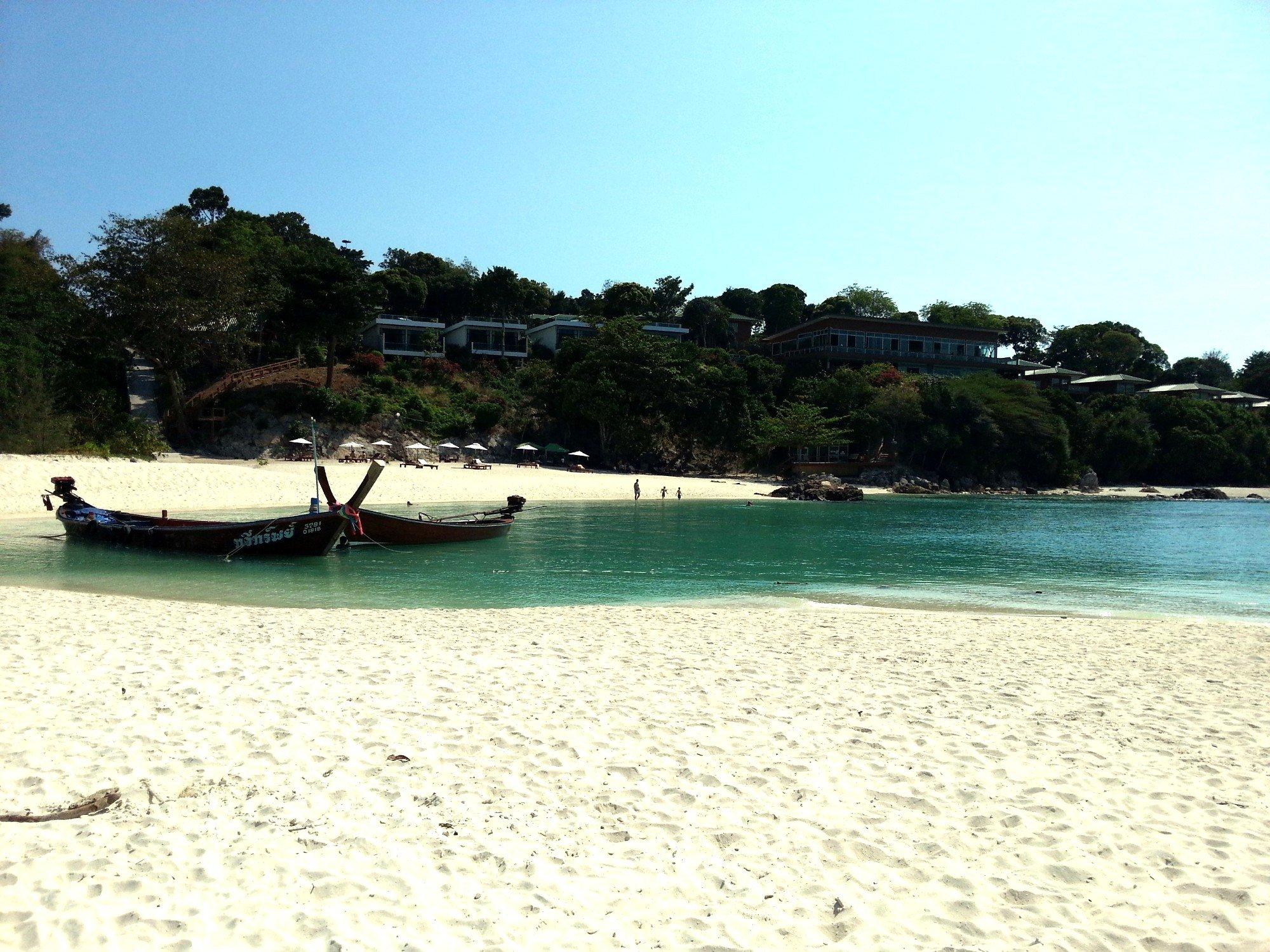 Mountain Resort Koh Lipe on Bulow Beach