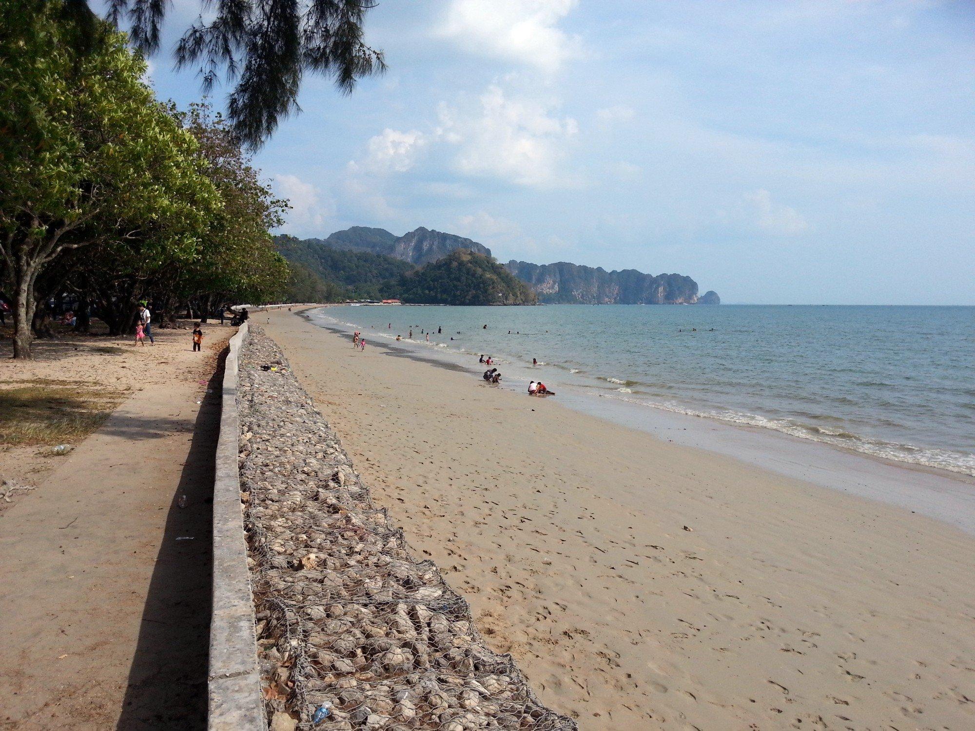 Noppharat Thara Beach near Ao Nang