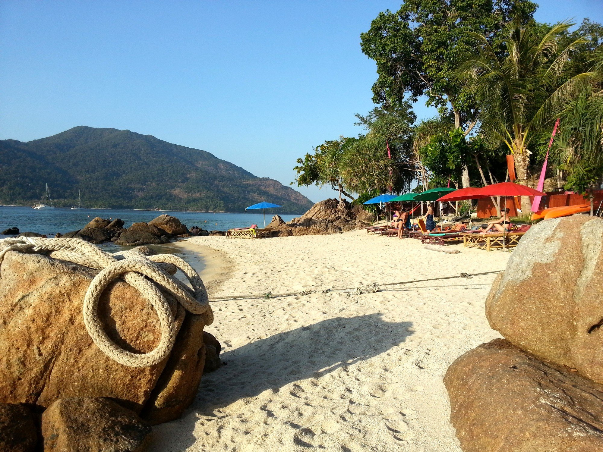 Pitiusas Beach in Koh Lipe
