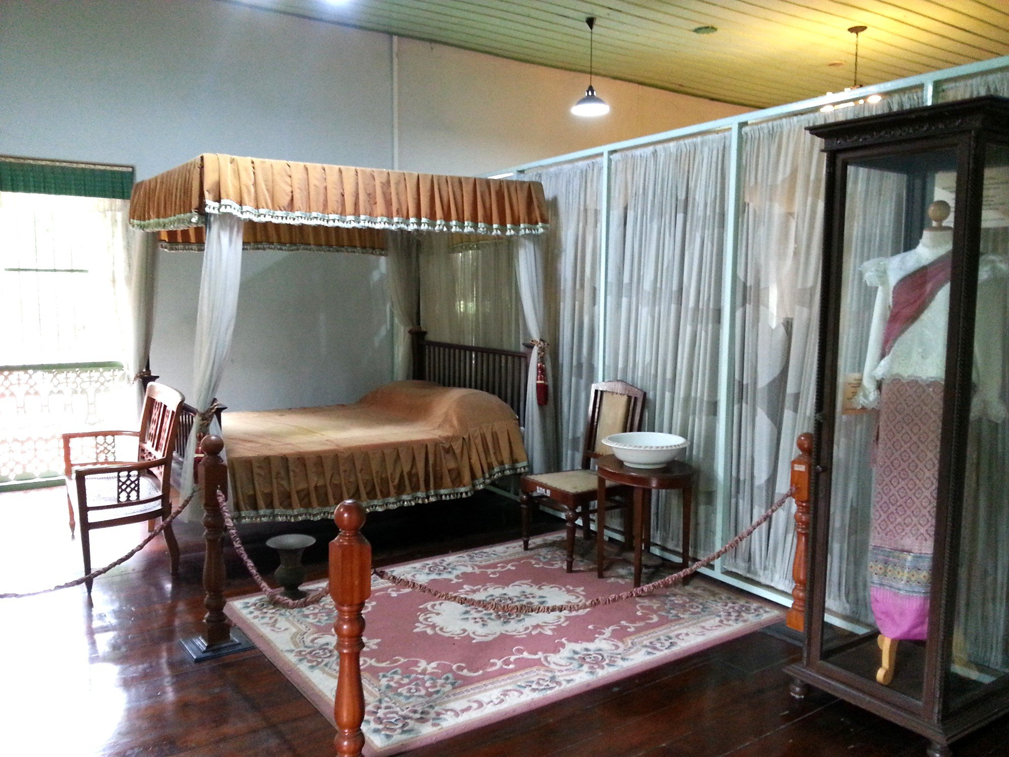 Bedroom of the Chao Luang's wife