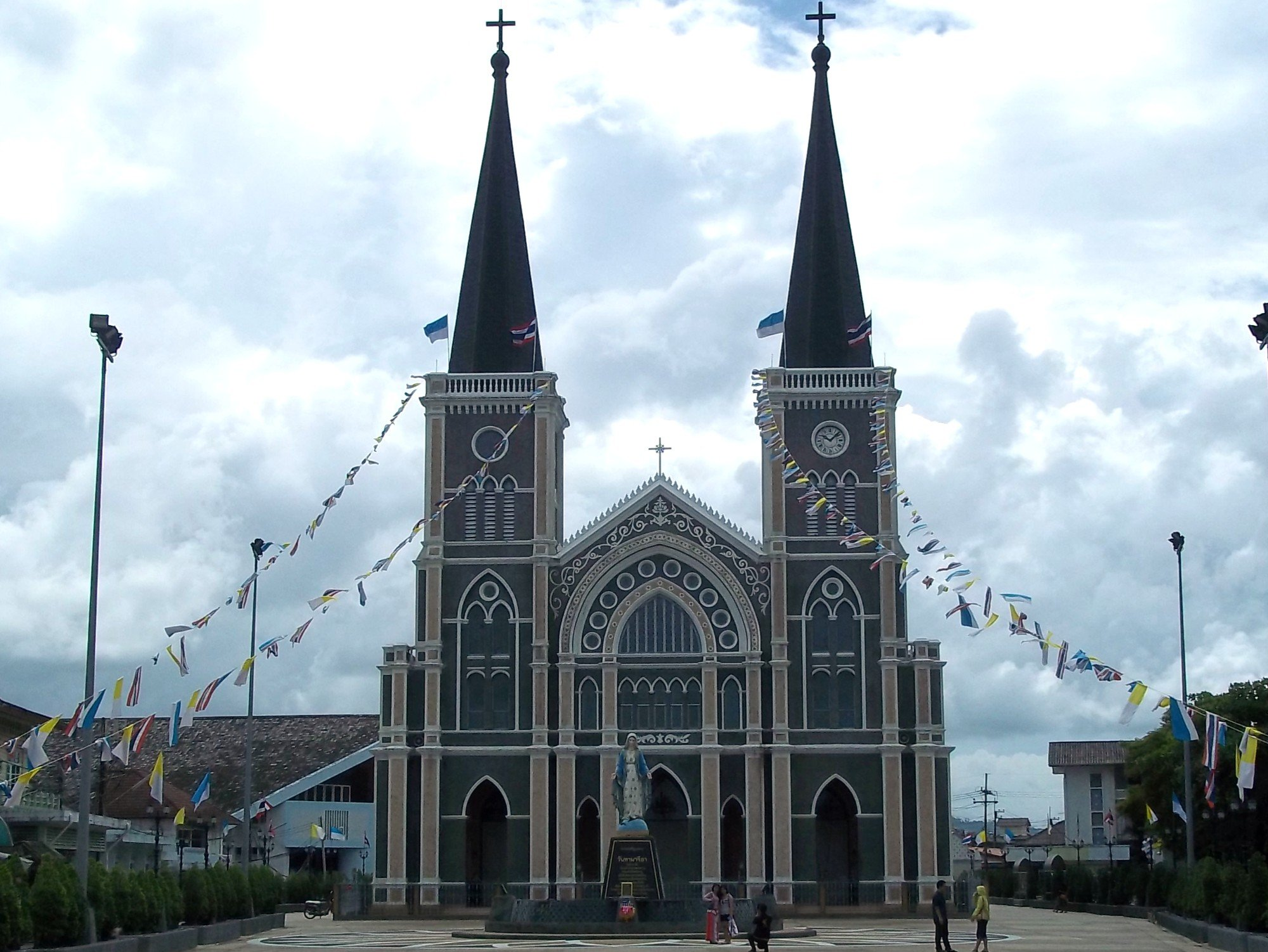 Church of the Immaculate Conception in Chanthaburi