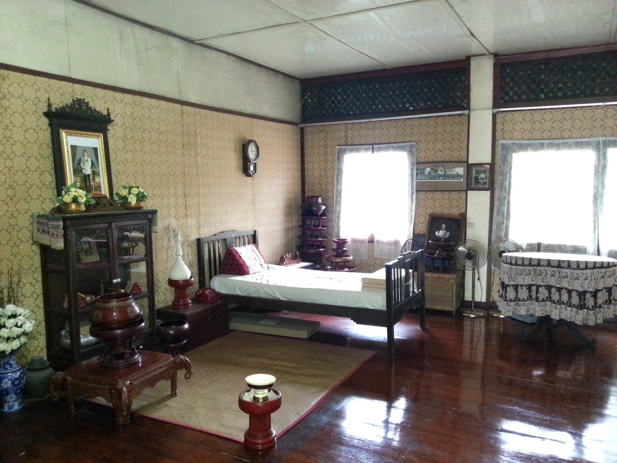 Bedroom at Baan Sao Nak