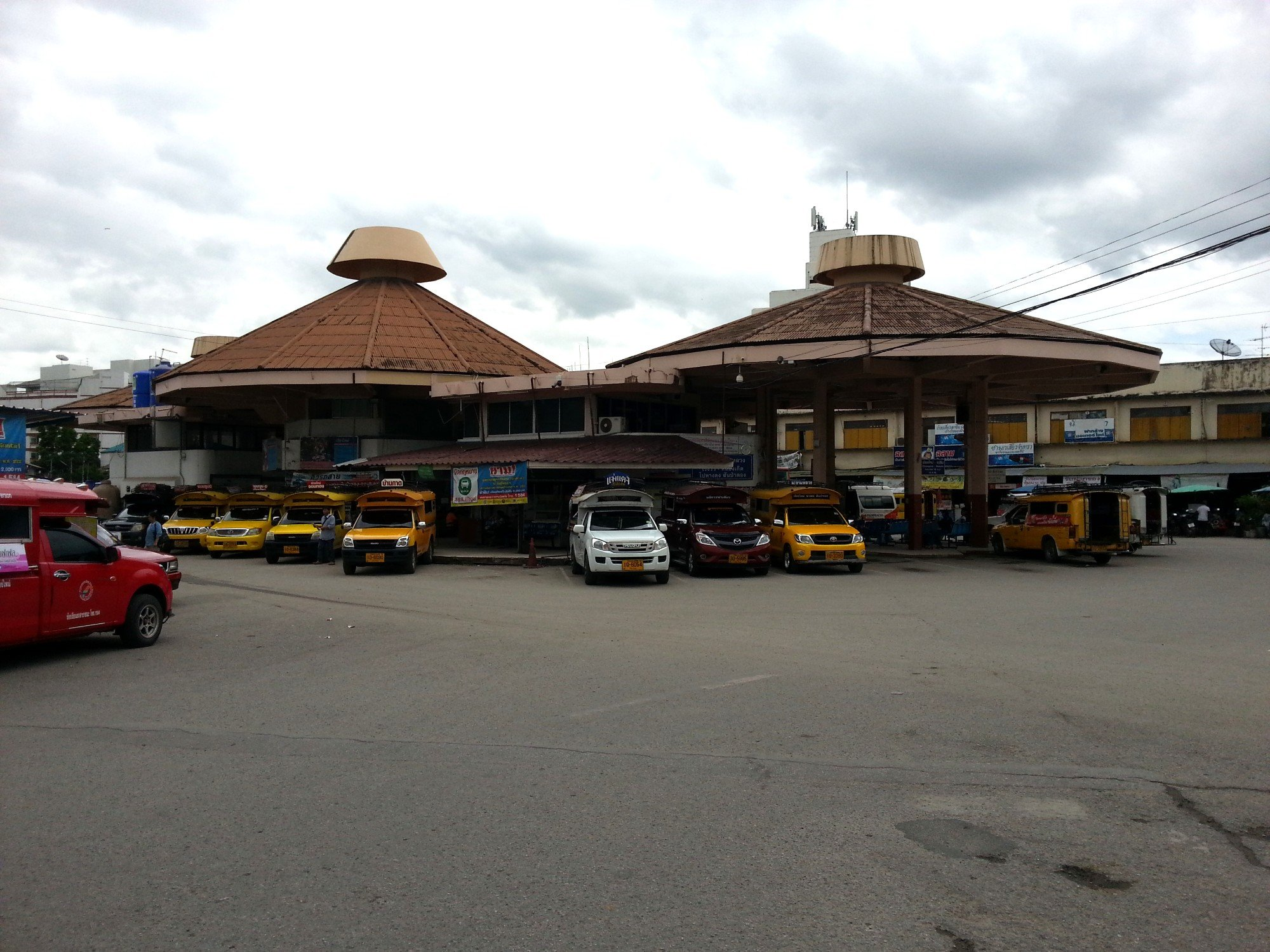 Chiang Mai Bus Terminal 1