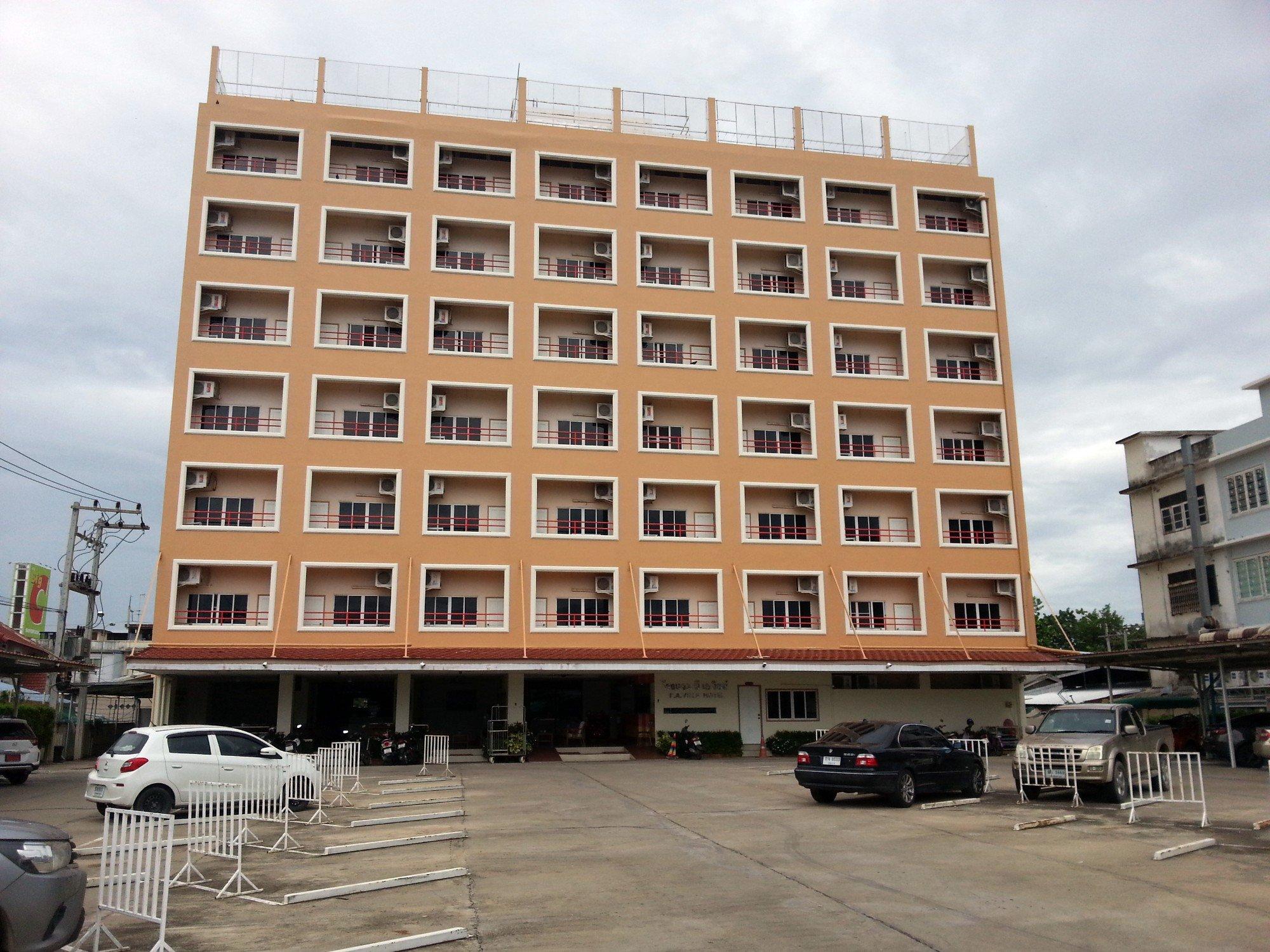 P.A. Ville Hotel in Nakhon Sawan