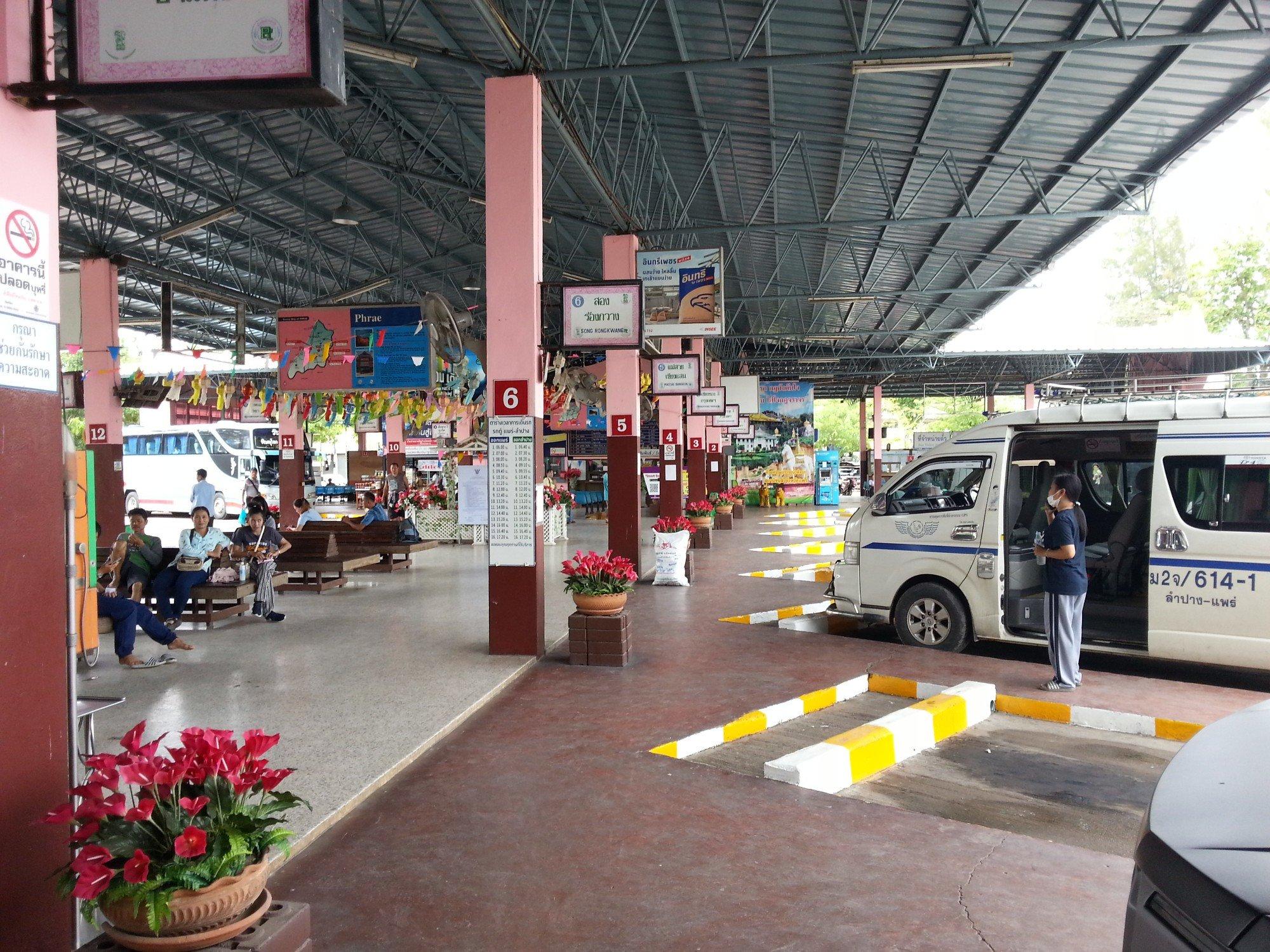 Phrae Bus Station