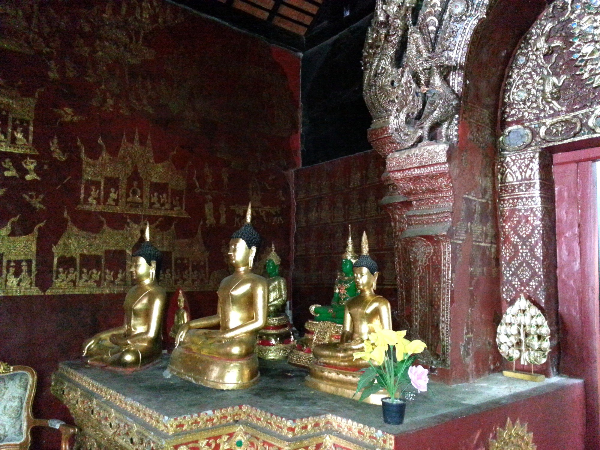 Wat Prasat in Chiang Mai