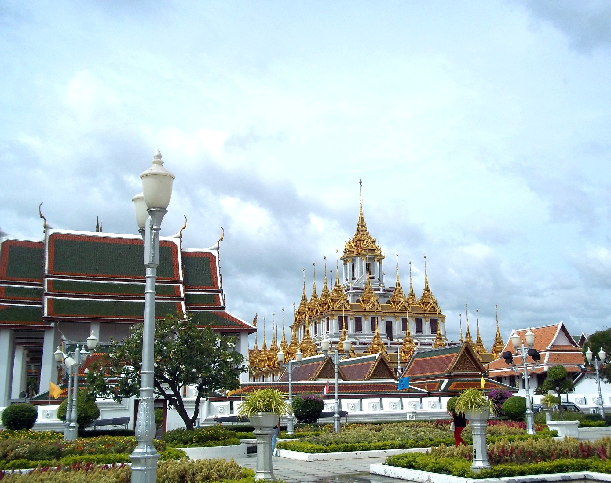 Wat Ratchanatda in Bangkok