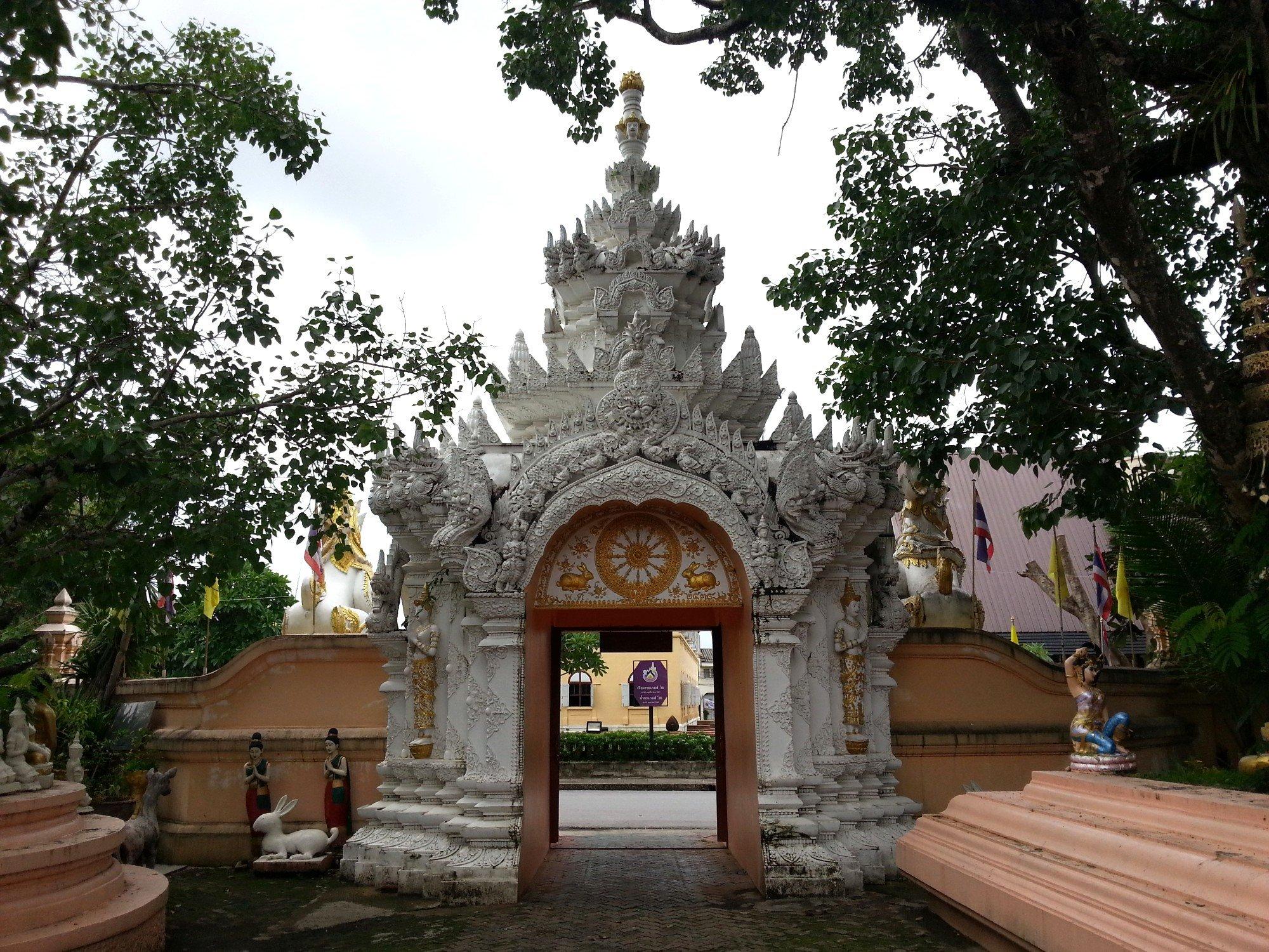 Wat Phra Sing in Chiang Rai