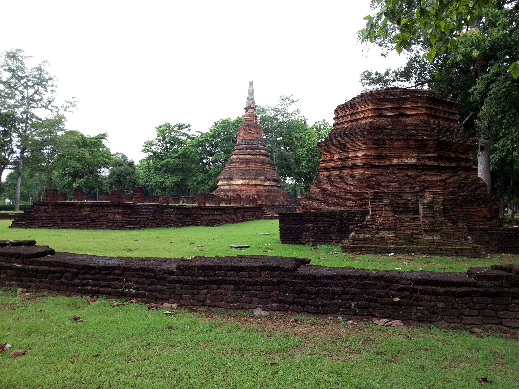 Wat Phra That at Kamphaeng Phet Historical Park